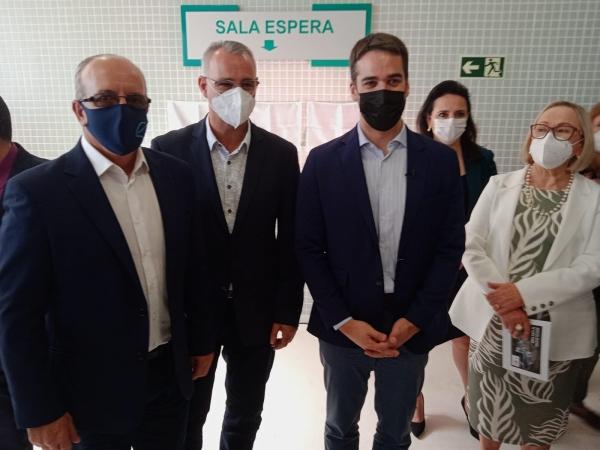 ABERTURA DO BLOCO CIRÚRGICO E LEITOS CLÍNICOS DO HOSPITAL REGIONAL DE SANTA MARIA